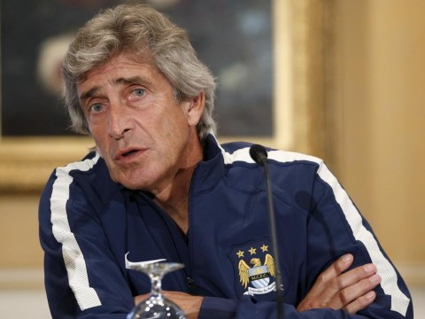 Manuel Pellegrini focusing on present and not the past ahead of Manchester City's clash with Liverpool