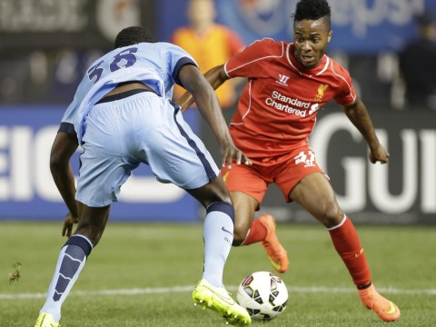 Raheem Sterling set to quadruple his wages as Liverpool prepare bumper new contract
