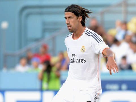 Sami Khedira to Arsenal transfer back on as Gunners close in on £12million deal
