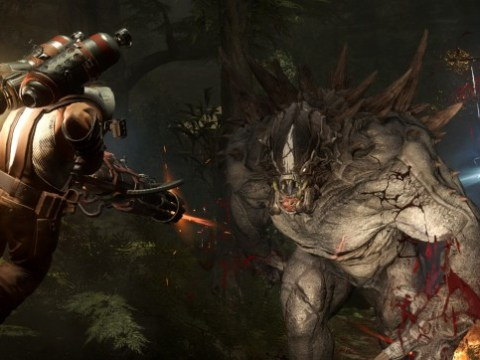 Evolve Gamescom hands-on preview and interview – 'We'd go toe-to-toe with any other game'