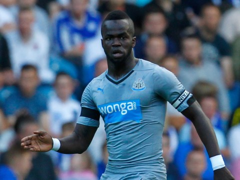 Arsenal join transfer hunt for £8million Newcastle United star Cheick Tiote