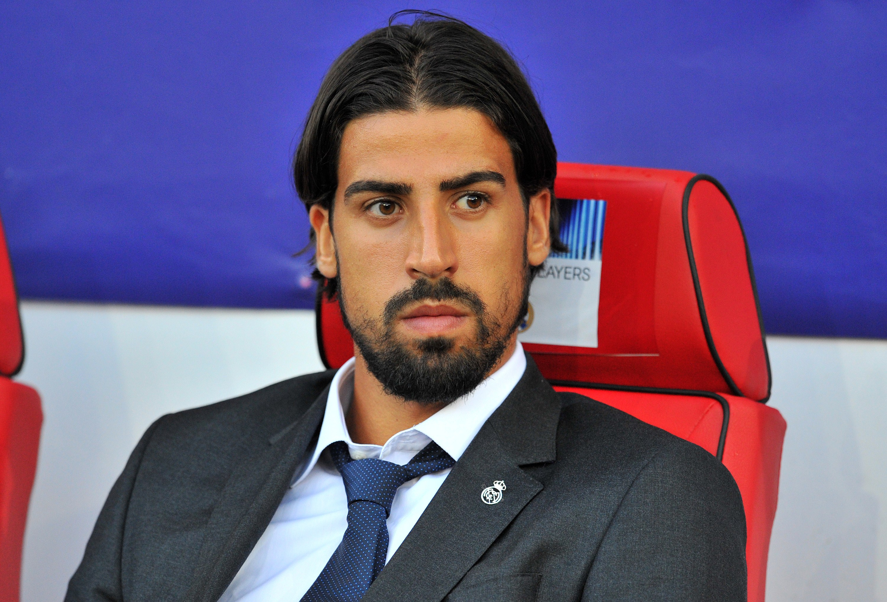 Arsenal clear to complete Sami Khedira transfer as Real Madrid confirm exit