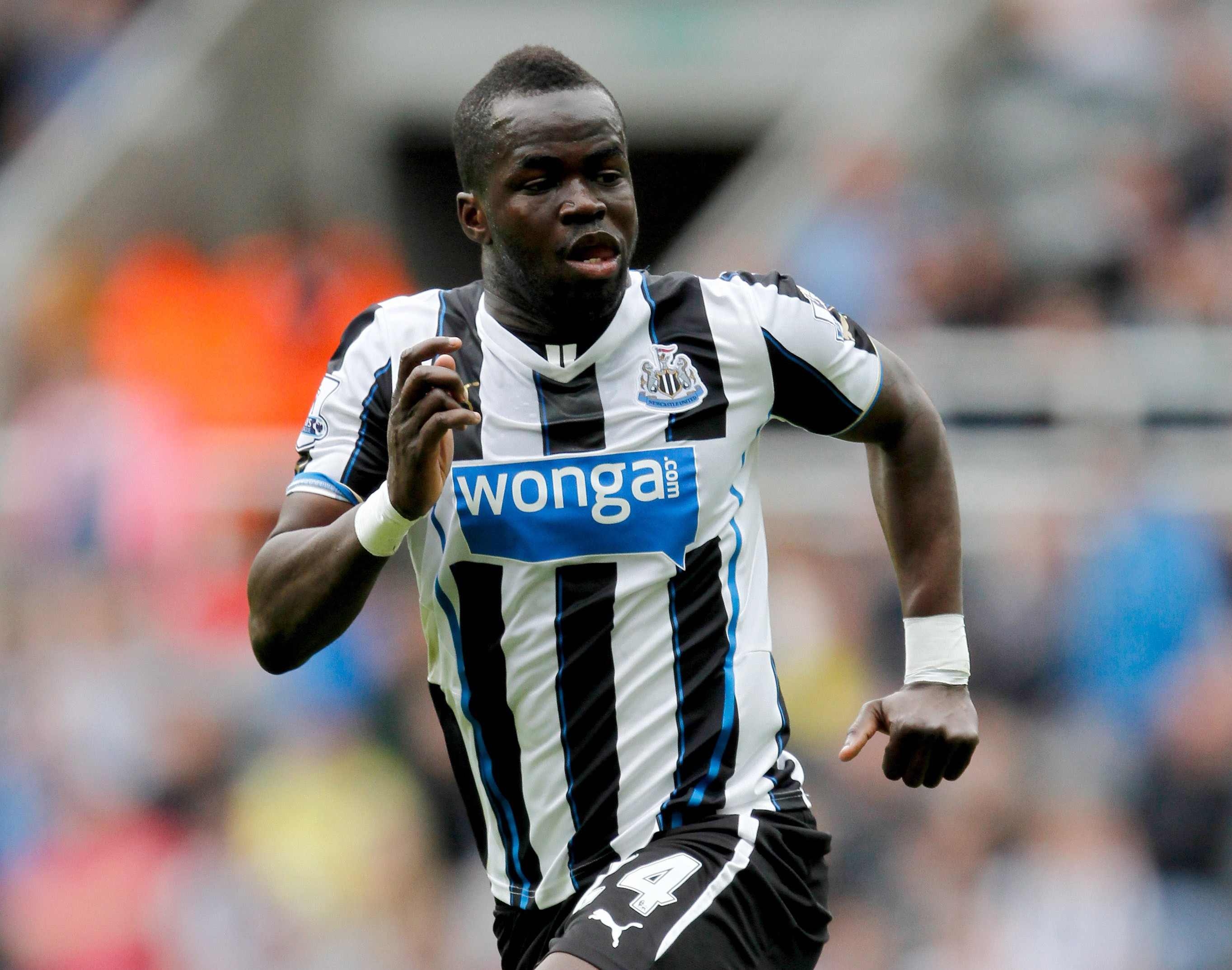 Arsenal to make Cheick Tiote transfer offer as they close on Newcastle United star