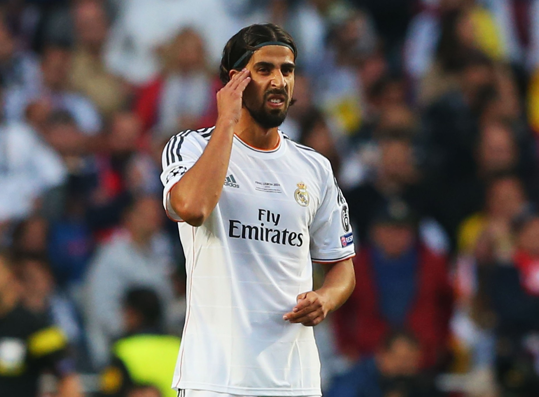 Arsenal could get cut price Sami Khedira transfer as Real Madrid force him out
