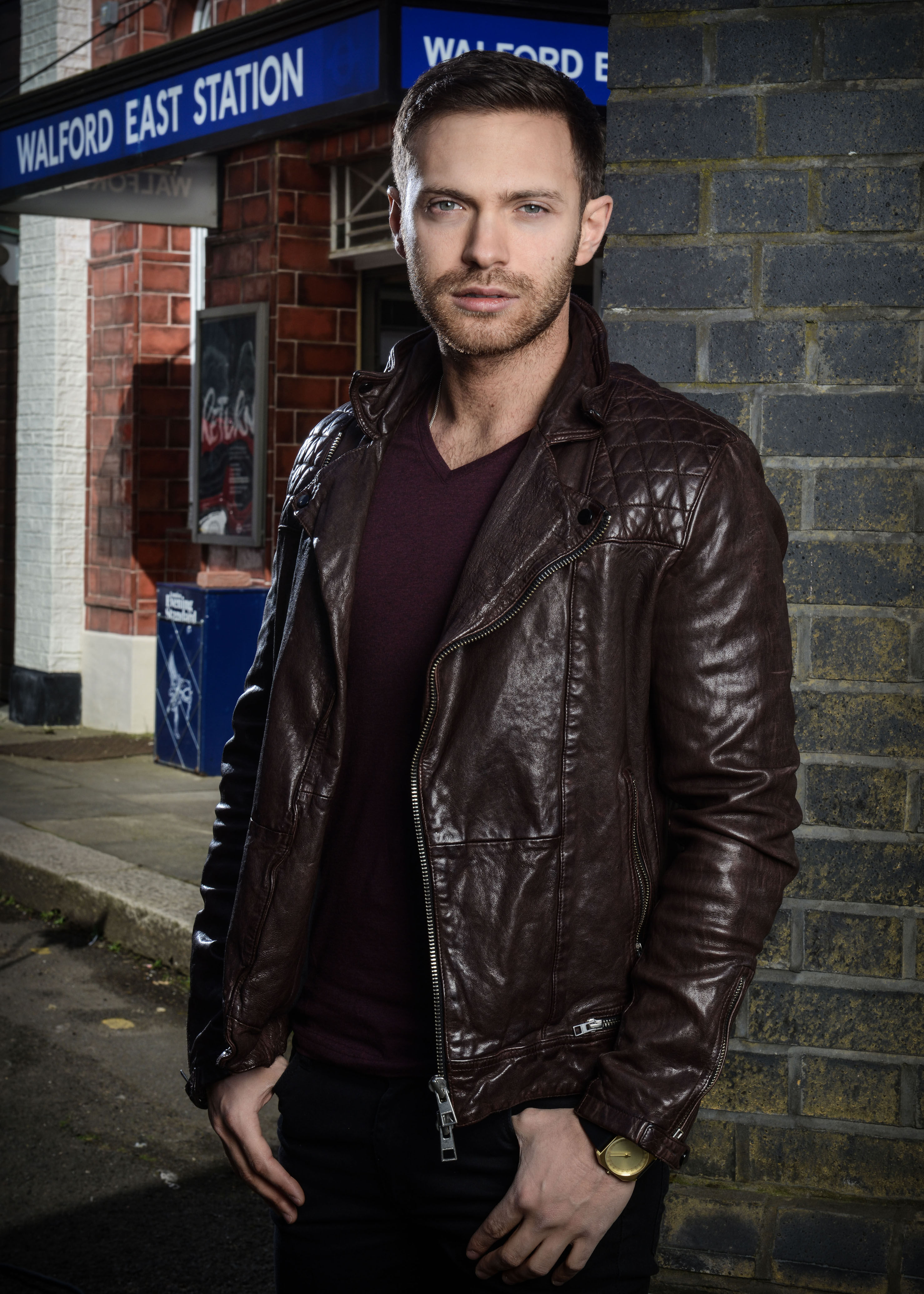 Eastenders' Matt Di Angelo warns: 'Rape storyline is so harrowing viewers will complain'