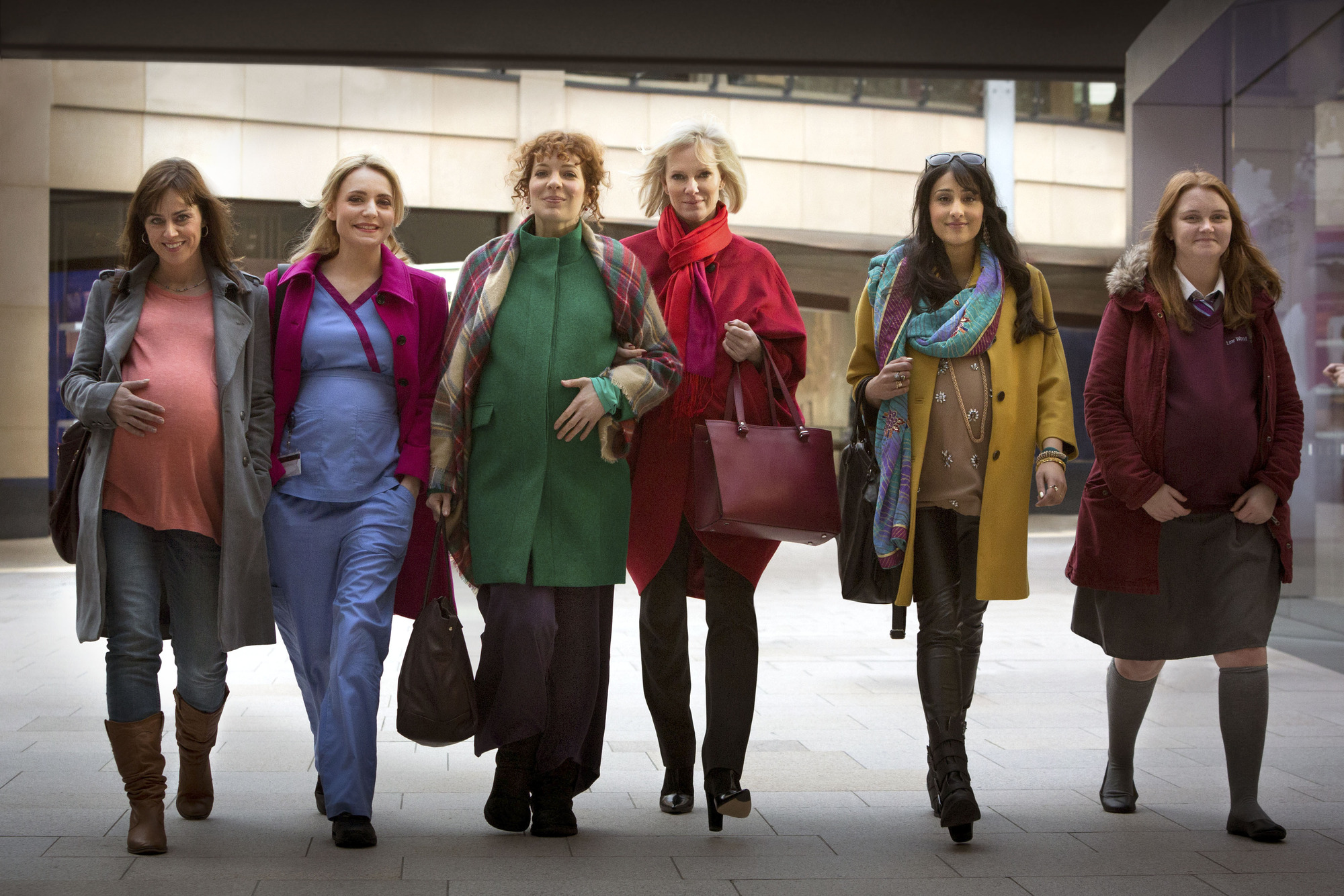 In the Club: Call the Midwife for the Mumsnet generation