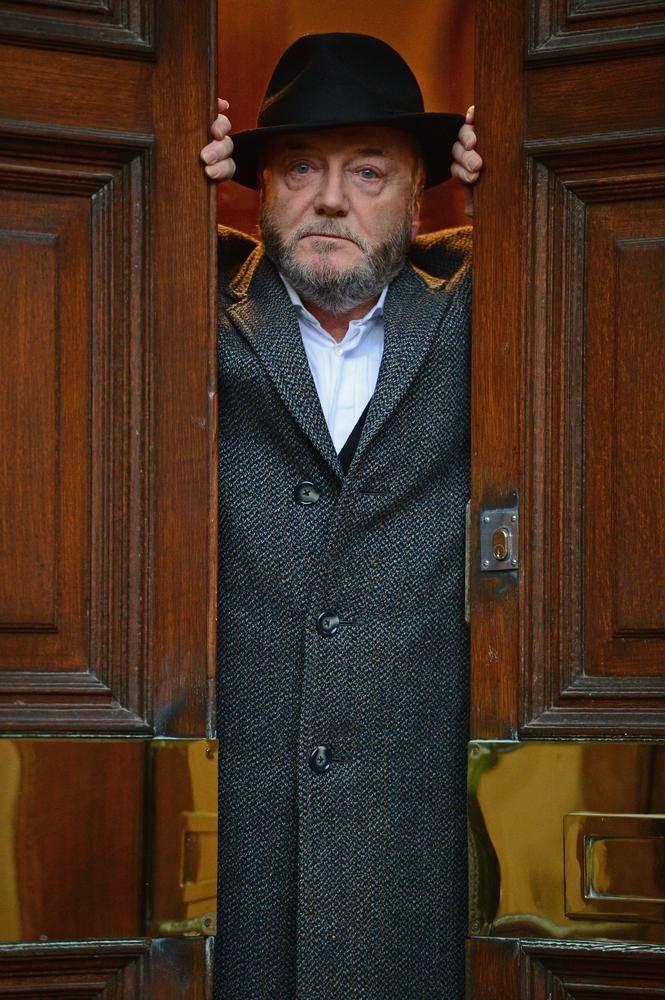 George Galloway 'behaving like Hitler of Bradford' declaring the city an 'Israel-free zone'