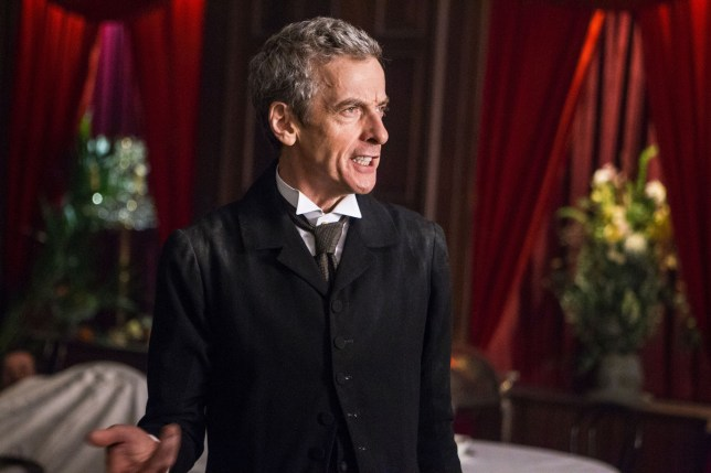 Doctor Who: peter Capaldi starred in Deep Breath