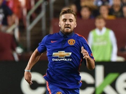 Luke Shaw suffers injury setback for Manchester United, Twitter rushes to make fat jokes
