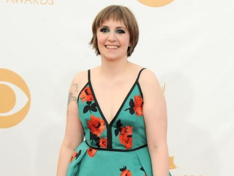 Homer Simpson could be about to cheat on Marge with Lena Dunham