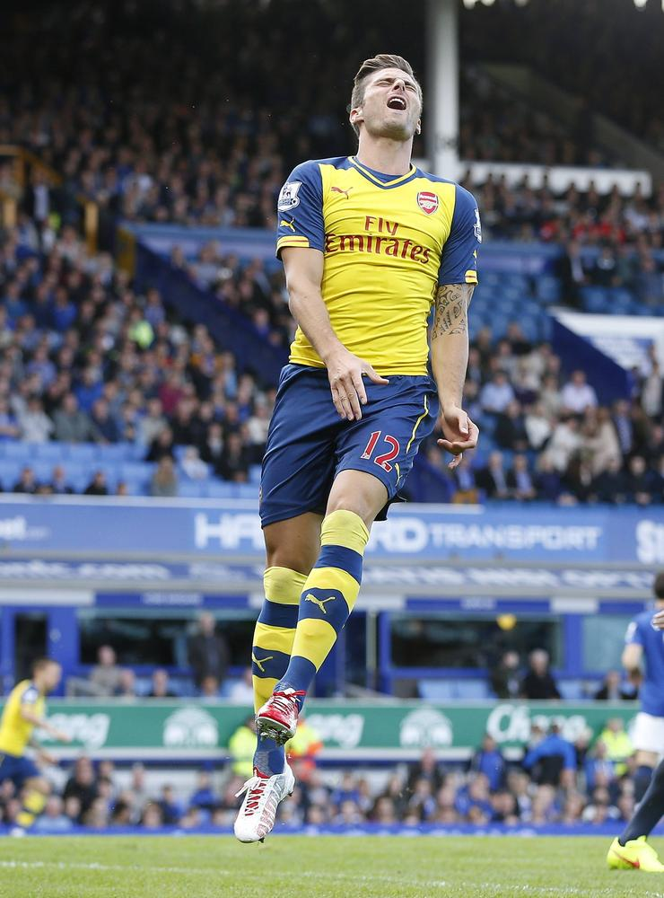 How Olivier Giroud proved he is worthy of leading the line for Arsenal