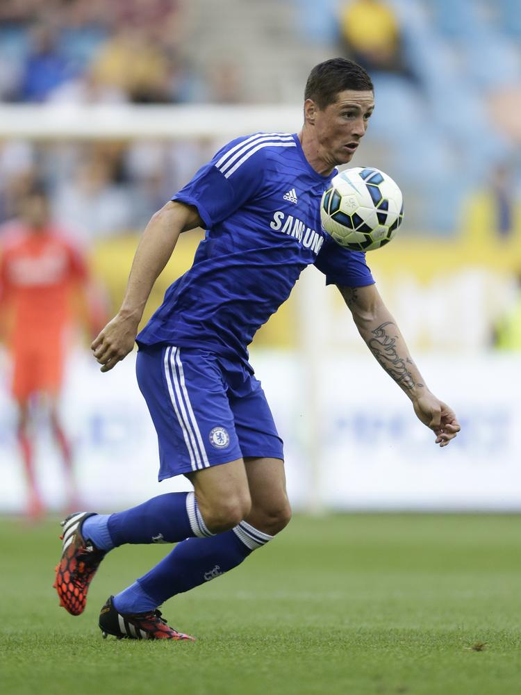 Fernando Torres must leave Chelsea to rediscover his form