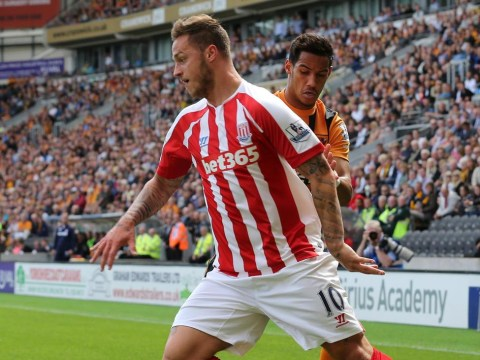Supporters play the blame game as Stoke City are held by 10-man Hull