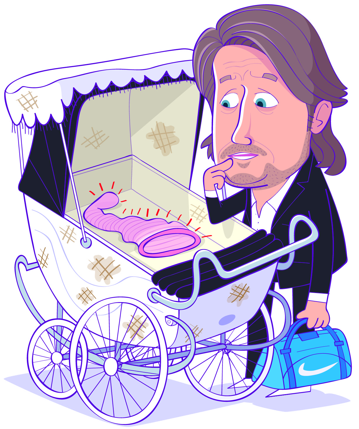 Richard Herring: Human life and art in a condom