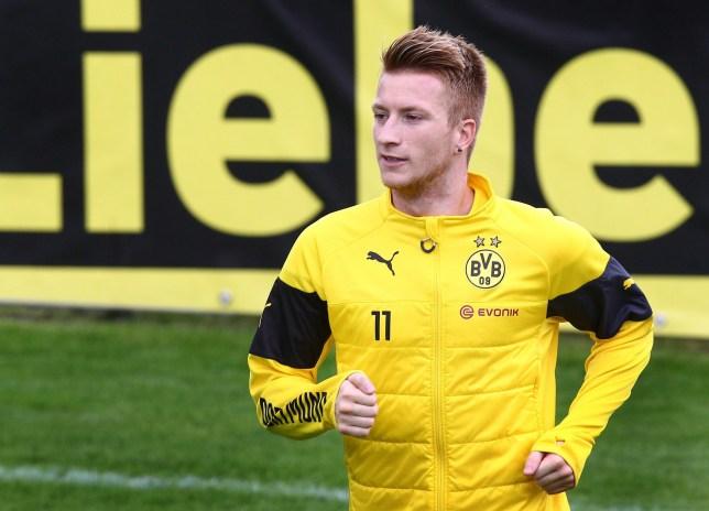 Borussia Dortmund training camp