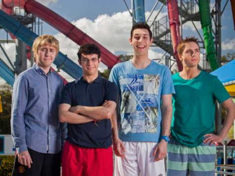 15 lessons The Inbetweeners taught us about life