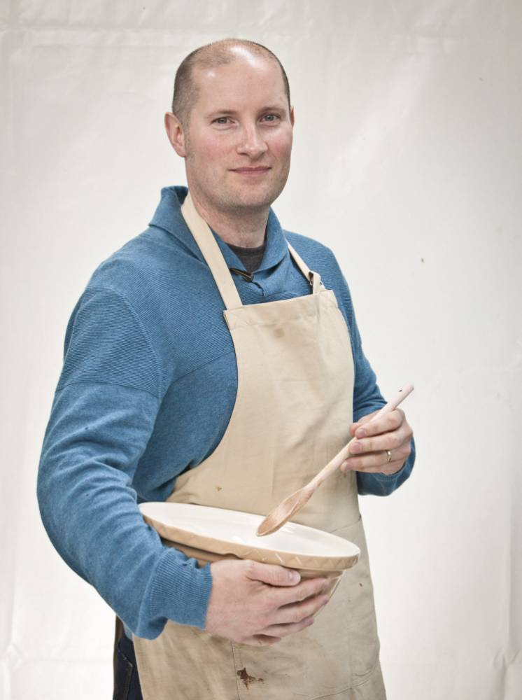Richard Burr The Great British Bake Off