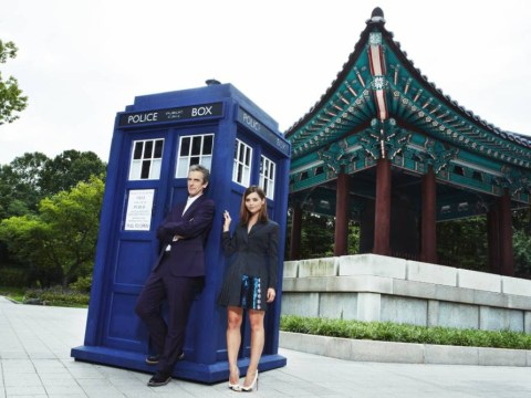 Doctor Who: Laughs aside there's a dark tone running through Peter Capaldi's debut episode