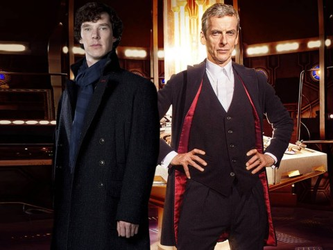 Why a Doctor Who/Sherlock crossover would be all kinds of wrong