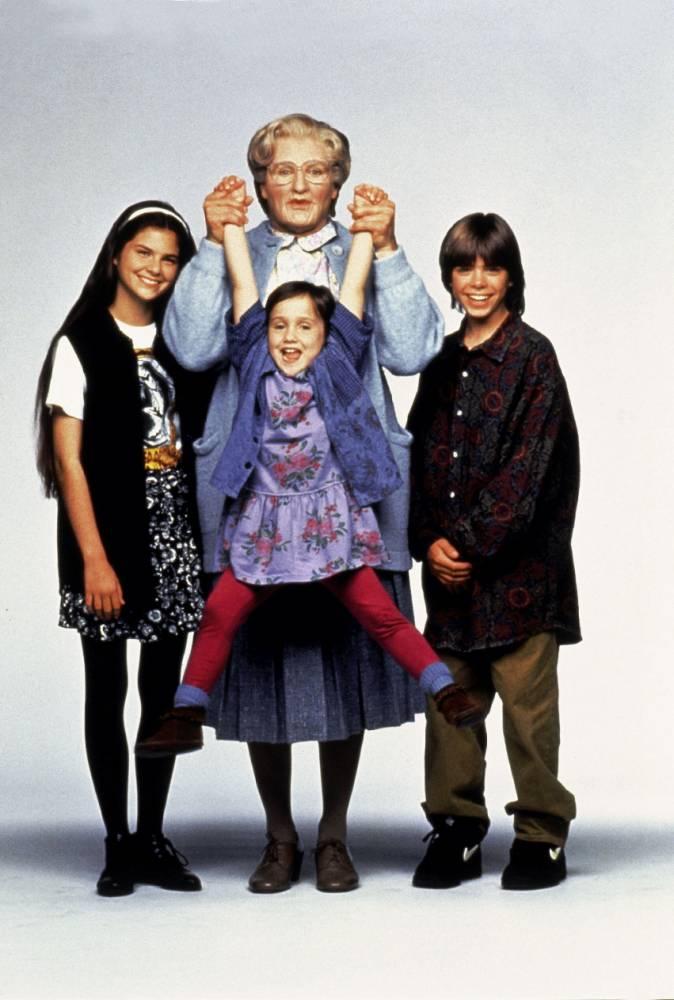 Director Chris Columbus pays tribute to 'genius' Mrs Doubtfire actor Robin Williams