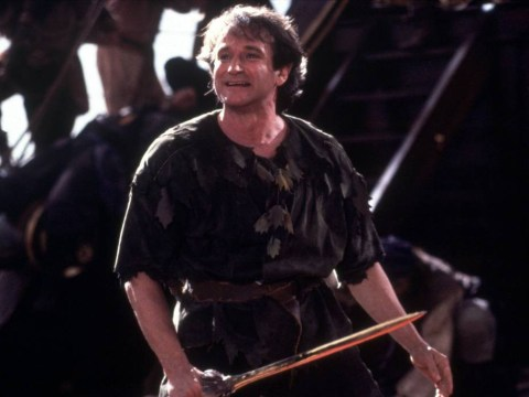 Robin Williams' iconic Peter Pan outfit from Hook goes on sale on eBay minutes after news of late actor's death breaks