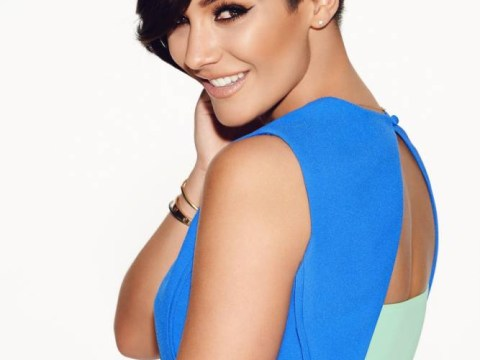 First Strictly Come Dancing 2014 celeb confirmed, and it's The Saturdays' Frankie Sandford!