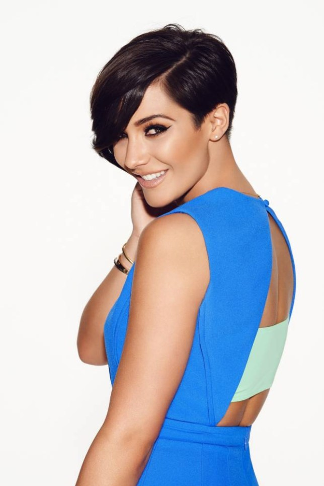 For use in UK, Ireland or Benelux countries only.  Undated BBC handout photo of Frankie Sandford, who is the first celebrity to be confirmed for the line-up for Strictly Come Dancing 2014. PRESS ASSOCIATION Photo. Issue date date: Wednesday August 13, 2014. See PA story. Photo credit should read: BBC/PA Wire NOTE TO EDITORS: Not for use more than 21 days after issue. You may use this picture without charge only for the purpose of publicising or reporting on current BBC programming, personnel or other BBC output or activity within 21 days of issue. Any use after that time MUST be cleared through BBC Picture Publicity. Please credit the image to the BBC and any named photographer or independent programme maker, as described in the caption.