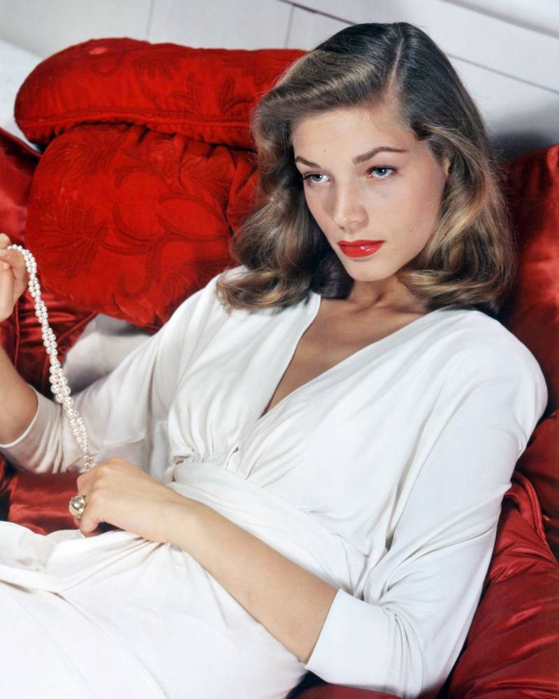 Lauren Bacall: An icon who went from The Big Sleep to Family Guy
