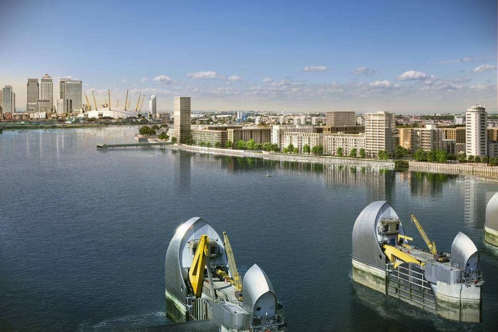 Property: Why Royal Docks, east London, is an up-and-coming area