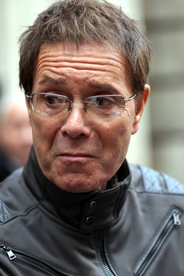 Sir Cliff Richard arriving at BBC Radio Two studio, wearing a grey biker leather jacket with lots of zips, London. <P> Pictured: Sir Cliff Richard <P> <B>Ref: SPL336141  181111  </B><BR/> Picture by: Ian Lawrence / Splash News<BR/> </P><P> <B>Splash News and Pictures</B><BR/> Los Angeles:310-821-2666<BR/> New York:	212-619-2666<BR/> London:	870-934-2666<BR/> photodesk@splashnews.com<BR/> </P>