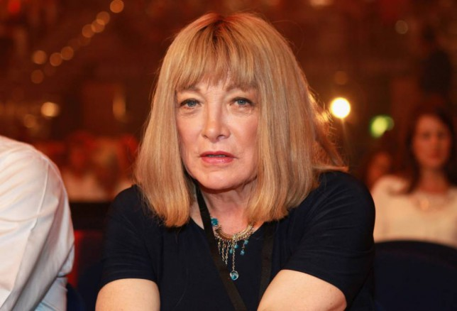 Retired boxing manager Kellie Maloney (formerly known as Frank Maloney) (Picture: Getty)