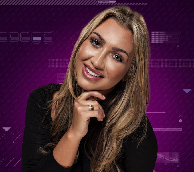 Nope, Lauren Goodger hasn't entered the Celebrity Big Brother house – it was just Megan McKenna