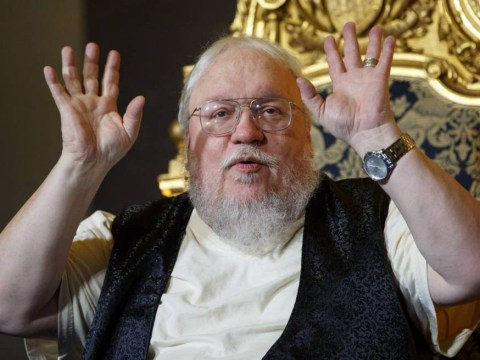 Game Of Thrones author George RR Martin throws fans a bone, unveils excerpt from The Winds Of Winter