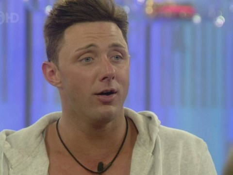 Celebrity Big Brother's Ricci Guarnaccio is 'possesive' and 'paranoid', says Charlotte Crosby