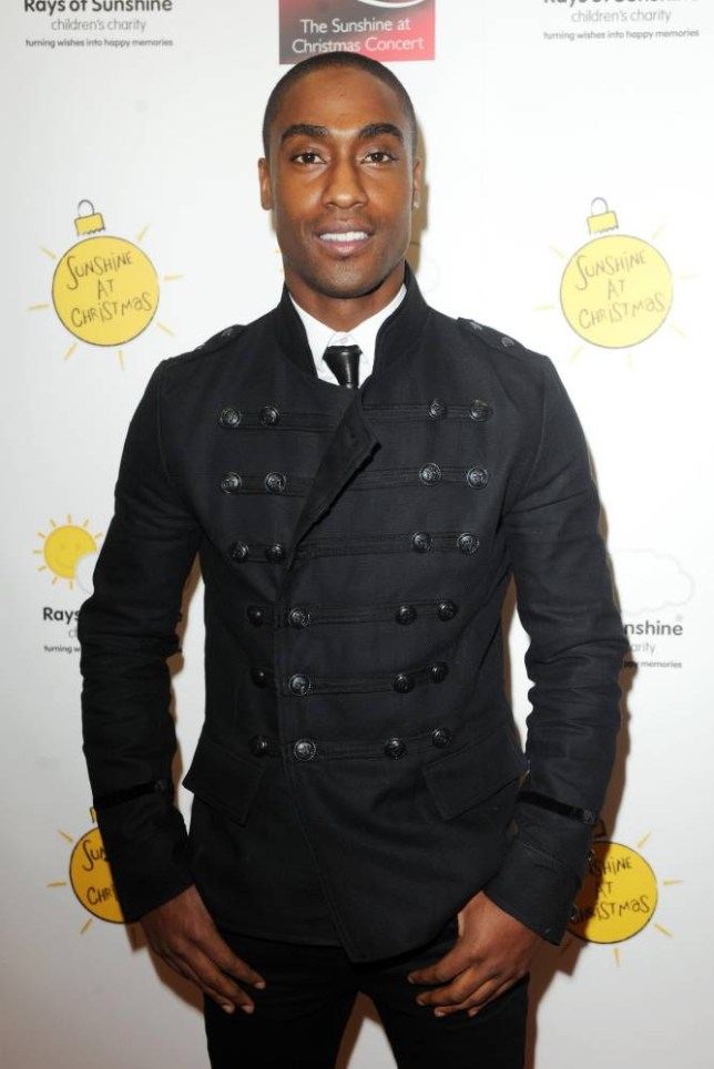 File photo dated 11/12/09 of Simon Webbe, who will be hoping viewers will All Rise to attention as he is the latest celebrity named for the new series of Strictly Come Dancing. PRESS ASSOCIATION Photo. Issue date: Thursday August 21, 2014. The singer, whose band once represented the UK at the Eurovision Song Contest, made the announcement on ITV's Good Morning Britain. See PA story SHOWBIZ Strictly. Photo credit should read: Zak Hussein/PA Wire