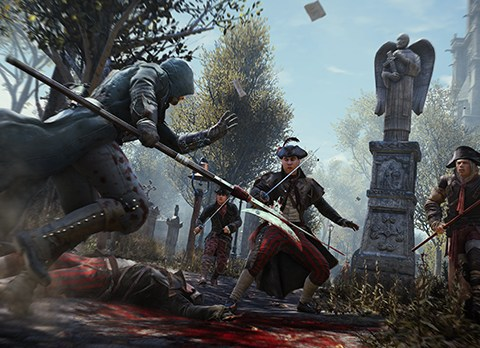Ubisoft confirms Assassin's Creed Unity delay