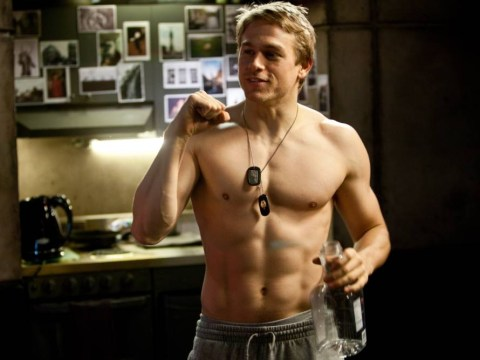 Charlie Hunnam admits he cried over quitting Fifty Shades Of Grey