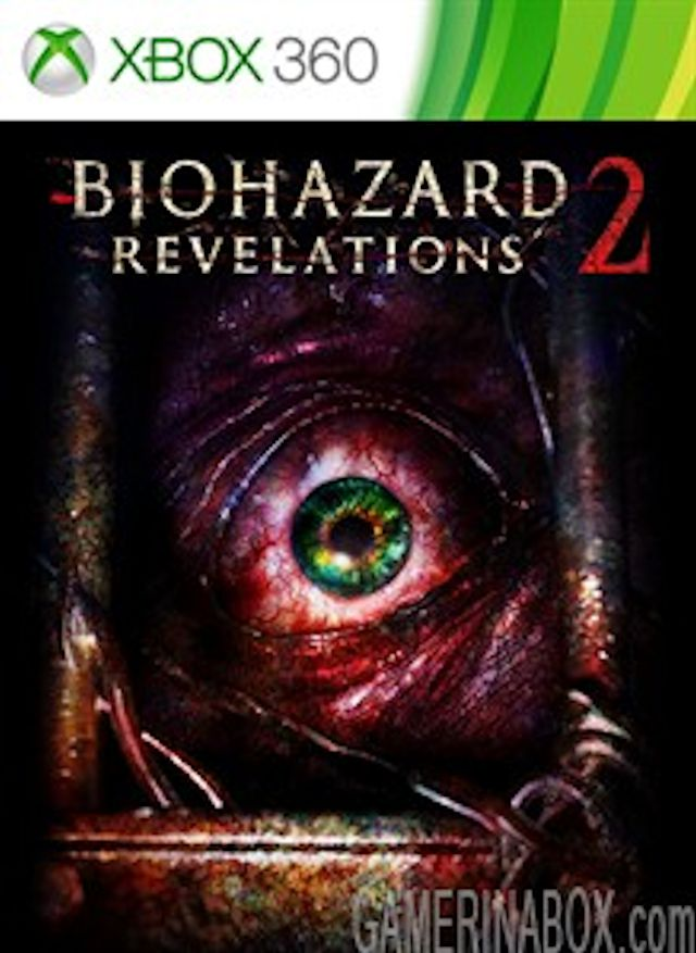 Resident Evil Revelations 2 details and screenshot leaked