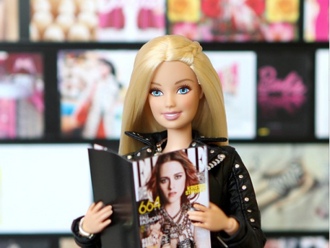 Barbie gets Instagram, gives all fashion bloggers a serious run for their money