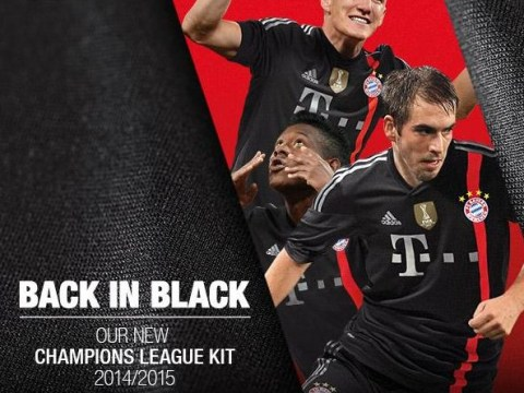 Bayern Munich's new Champions League kit could be the nicest in Europe this season