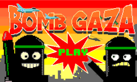 Google withdraws 'Bomb Gaza' game after backlash
