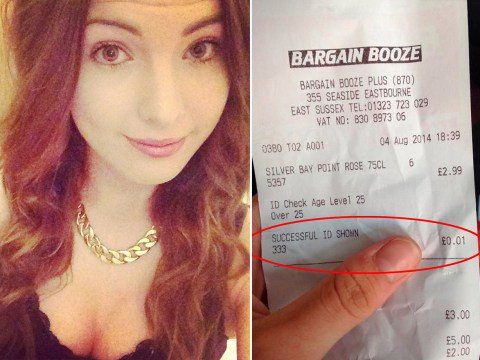 Student charged for showing her ID at Bargain Booze