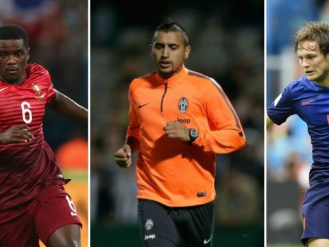 Manchester United working on William Carvalho, Arturo Vidal and Daley Blind triple transfer deals