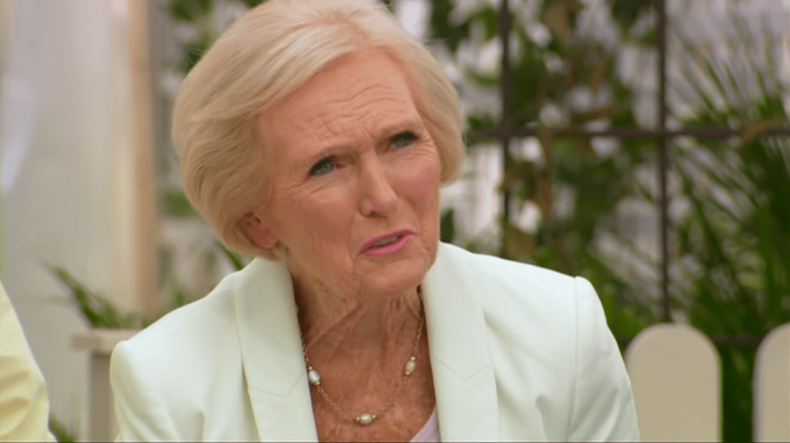 GBBO Marry Berry