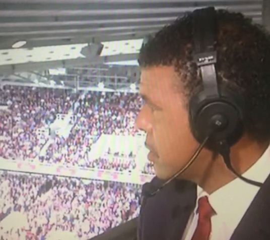 Chris Kamara is still hilariously incompetent on Sky Sports' Soccer Saturday