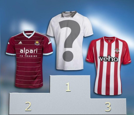 lowest price 900b3 4fdf2 Where does your club's new kit rank? All the new Premier ...