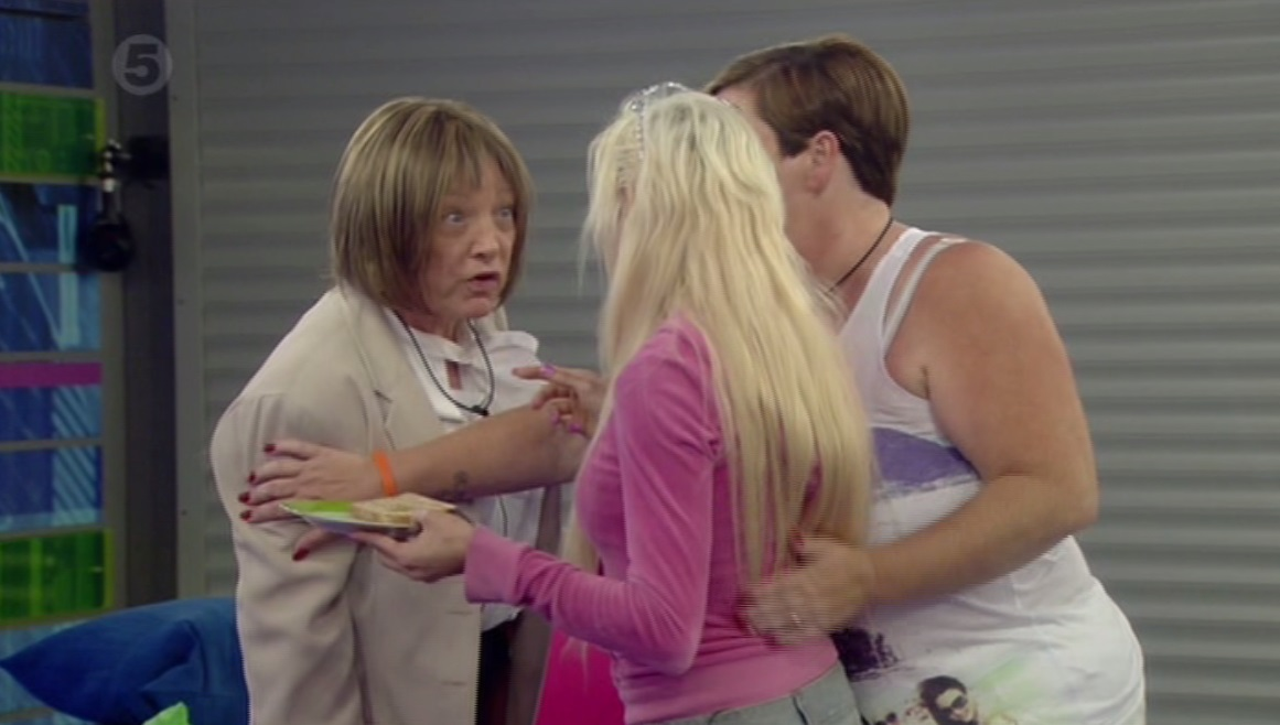 Celebrity Big Brother 2014: Kellie Maloney threatens to walk out after emotional day