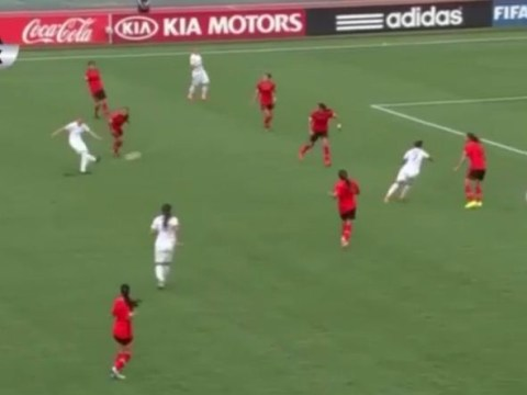 England's Beth Mead scores stunning goal at women's Under-20 World Cup in Canada