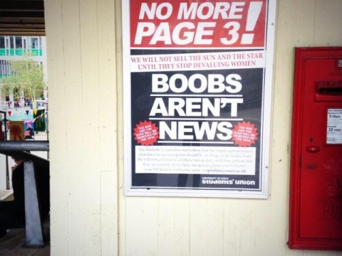 5 reasons there should be no more Page 3