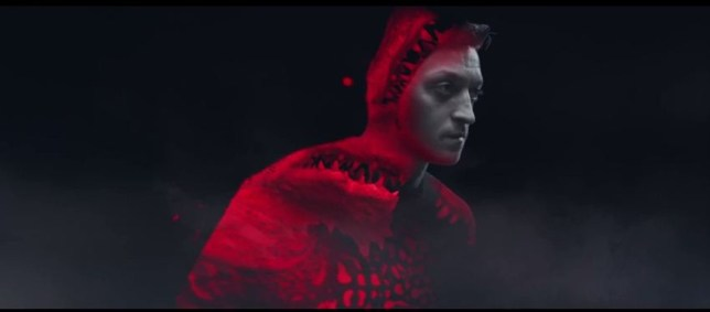 Fundir catalogar Persuasión  Mesut Ozil shows a new side to Arsenal fans in latest Adidas advert | Metro  News
